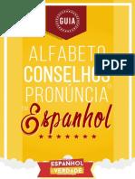Guia - Alfabeto e Conselhos de Pronúncia Em Espanhol - Edição 2 - Espanhol de Verdade