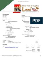 Compra Nomex Order Number 98766