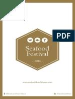 MLHFort SeafoodFestival14 Menu