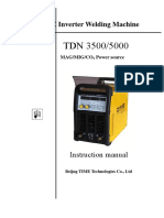 TDN 5000 Equipo MIG