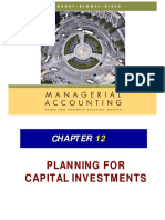 WEYGANDT Planning for Capital Investments