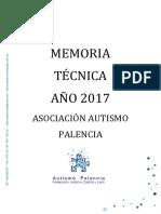 Memoria Tecnica 2017