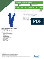 VersaTouch23-201formerlyknownasP57BL Es Productsheet