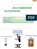 Gerak Harmonik Sederhana New 2