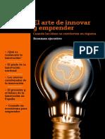 Libro El Arte de Innovar y Emprender