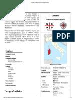 Cerdeña - Wikipedia, La Enciclopedia Libre