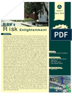 Risk Enlightenment First Issue