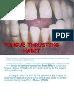 Oral Habits 1233