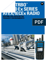 Mototrbo Dp4000ex Series Brochure
