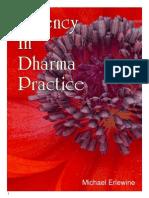 Urgency in Dharma Practice