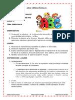 372379039 Planificacion de Clases de Sociales