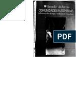 BENEDICT, A.Comunidades-Imaginadas em Espanhol.pdf