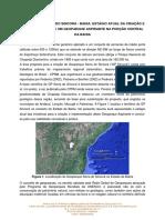 2017 - Geoparque Serra Do Sincora - Resumo Expandido - IV SBPG_Ponta Grossa