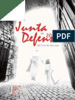 Libro Junta de Defensa 2017