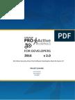 OWASP Top 10 Proactive Controls V2