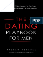 The Dating Playbook for Men_ a - Andrew Ferebee