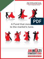 JM Multi Strategy Fund Leaflet Nov 08