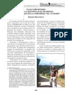 desarrollo comunitario Revista