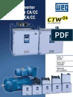 Manual CFW04