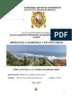 Visita a Miraflores- Diego Bravo