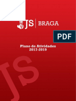 Plano de Atividades JS Braga