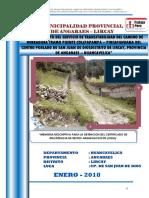 Memoria Descriptiva Ccollpa Pircapahuana (Cira) - RAUL ICHPAS TORRES