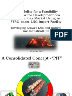 A Guideline for a Feasibility Study for the Development Domestic Gas Market Utilizing a FRSU