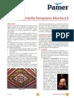 HP 1ª Año S7 Intermedio Temprano Mochica II