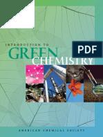 Intro to GreenChem