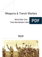 Weapons of Worldwar One