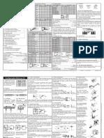 Standard Indutivo CC Manual de Instalação