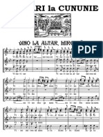 Cantari La Cununie