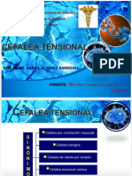 Cefalea Tensional y en Racimos (1)