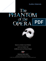 Phantom Audition Material 1