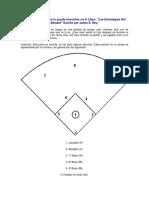Guia de Anotacion Partido de Beisbol