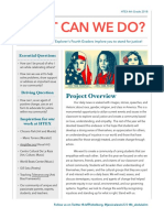 what can we do project handout-4