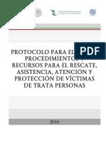 Protocolo De Atencion Asistencia Y Proteccion Comunicacio N
