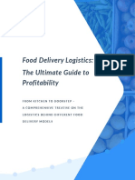 Routific Food Delivery eBook