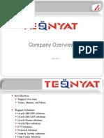 Teqnyat Company Profile 15062016