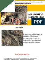 Millotingo San Mateo Lima