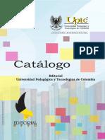 Libros Catalogo