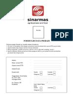 Application Form PT SMART,Tbk baru.xls
