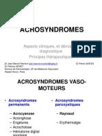 DIAPORAMA Acrosyndrome Et Capillaroscopie Dr Jean Benoit MONFORT