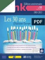 30 Años de Autismo Europa