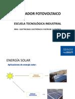 Generador fotovoltaico