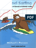 8127.Channel Surfing Riding the Waves of Channels to Profitable Trading by Michael Parsons