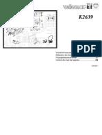 Assembly Manual K2639