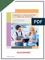 Solucionario Logistica y Comunicación