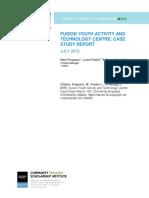 Final Fusion Case Study Report Final