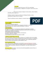 Guia de Primer Parcial de Hisotira Dominicana